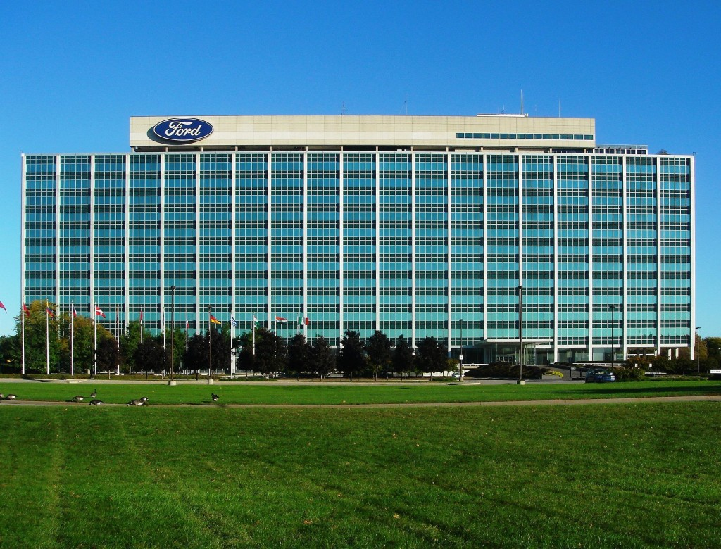 Ford will invest $4.5 billion in electric cars